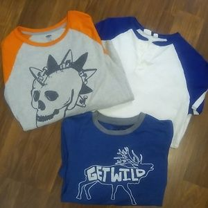 Other - Boys Long Sleeve T-shirts